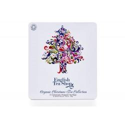 Συλλογή Χριστουγέννων | Tea Gift Tin - X'Mas Tree Design - 72ct Sachets | 72 φακελάκια