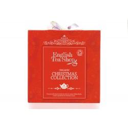 Συλλογή Χριστουγέννων | Org. Christmas Collection Red - 96ct Sachets | 96 φακελάκια