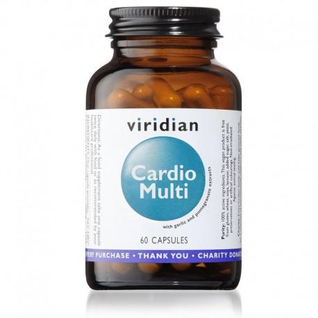 Πολυβιταμίνες για την καρδιά | Cardio Multi | 60 caps