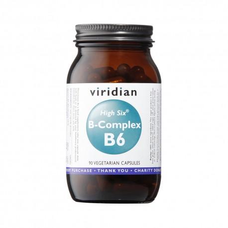 Βιταμίνη B6 | High Six B-Complex 90caps