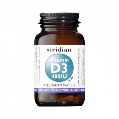 Βιταμίνη D3   Vitamin D3   400IU   30caps