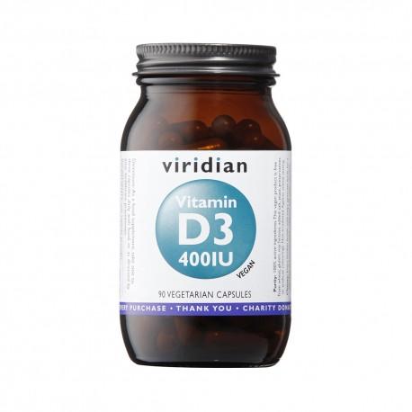 Βιταμίνη D3 | Vitamin D3 | 400IU | 90caps