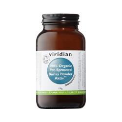 Οργανική Σκόνη Νεαρού Βλαστού Κριθαριού | Organic Barley | 100gr