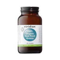 Οργανικές πράσινες τροφές | Organic Soul Food Green | 90caps