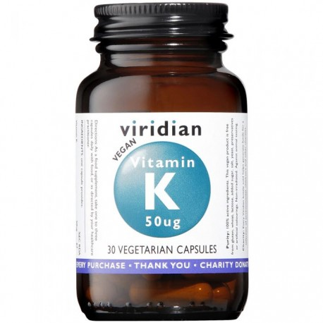 Βιταμίνη Κ   50ug   30caps