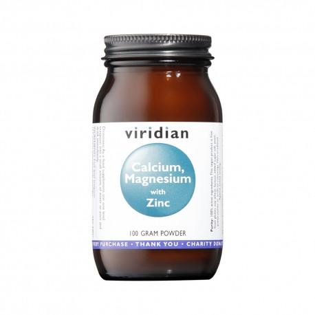 Ασβέστιο, Μαγνήσιο και Ψευδάργυρος | Calcium Magnesium Zinc Powder 100gr