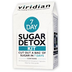 7 Day Sugar Detox Plan