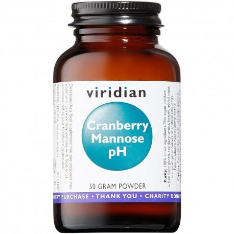 Κράνμπερι & Μαννόζη | Cranberry Mannose pH | 50g powder