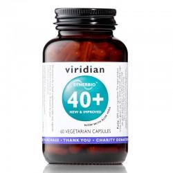 Προβιοτικά για Ηλικίες 40+ | Synerbio 40+ | 60caps