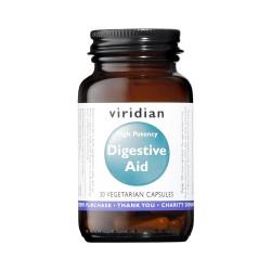 Υψηλή Βοήθεια Πεπτικού | High Potency Digestive Aid | 30caps