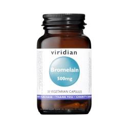Βρομελίνη | Bromelain | 500mg 30caps