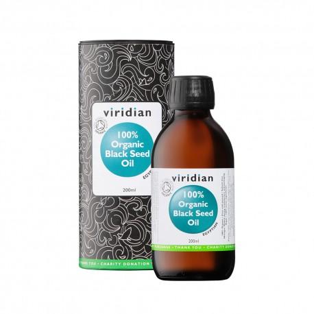 100% Organic Black Seed Oil | 200ml