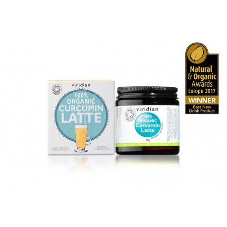 Βιολογικό Τουρμέρικ - Κουρκινίνη Λάττε | Organic Curcumin Latte | 30gr