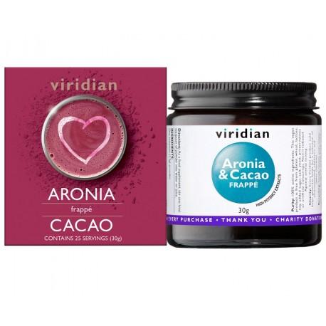 Αρώνια και Εκχύλισμα Κακάο | Aronia and Cacao Extract | 30gr