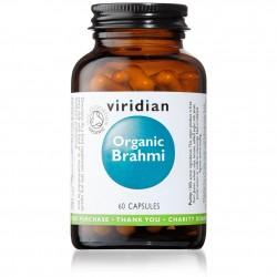 Οργανικό Μπράχμι | Organic Brahmi | 60 caps