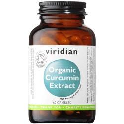 Οργανικό Εκχύλισμα Κουρκουμίνης | Organic Curcumin Extract | 60 caps