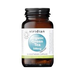 Βιολογικό Πράσινο Τσάι | Organic Green Tea | 500mg | 30caps