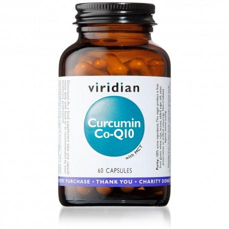 Εκχύλισμα Κουρκουμίνης & Συνένζυμο Q10 | Curcumin Co-Q10 | 60caps