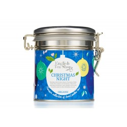 Org. Christmas Night - 100g Loose Tea in Clip Tin | 100γρ Χύμα
