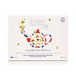πολυτελές Συλλογή Τσαγιών 48 τεμ. | Luxury Organic Tea Gift Pack