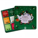 Συλλογή Χριστουγέννων | Premium Holiday Collection Green Gift Tin72 Tea Bag | 72 φακελάκια