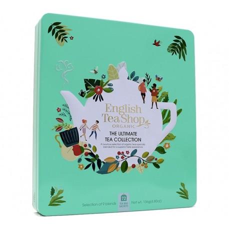 Συλλογή με 72 φακελάκια   The Ultimate Tea Collection Gift Tin 72 Tea Bag