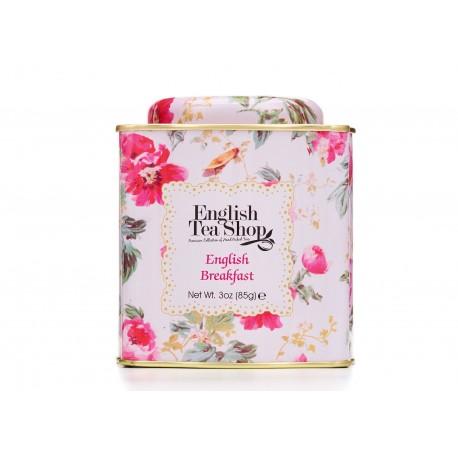 Μεταλλικό Κουτί με Αγγλικό Πρωινό | Org FT. English Breakfast | 85gr