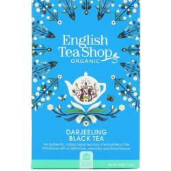 Οργανικό Μαύρο Τσάι Darjeeling | 20 φακ.