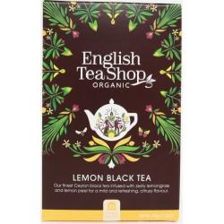 Μαύρο Τσάι & Λεμόνι | Lemon Black Tea | 20 φακ.