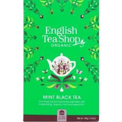 Μαύρο Τσάι με Μέντα | Org. Mint Black Tea