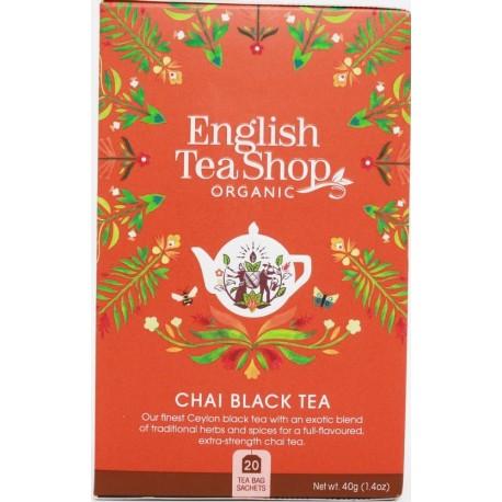 Οργανικό Μαύρο Τσάι   Org. Black Tea Chai