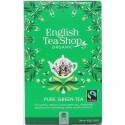Αγνό Πράσινο Τσάι | Org FT. Pure Green Tea | 20 φακ.