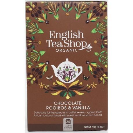 Οργανικό Ρόιμπος, Σοκολάτα & Βανίλια | Org. Rooibois Chocolate Vanilla