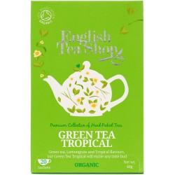 Οργανικό Πράσινο Τσάι & Τροπικά Φρούτα |Green Tea Tropical Fruits Org.