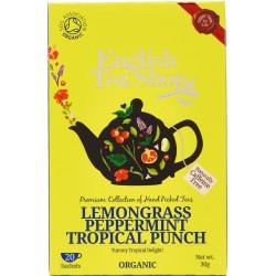 Οργανικό Τσάι Λεμονόχορτο & Μέντα | Org. Lemongrass Peppermint Tropical Punch