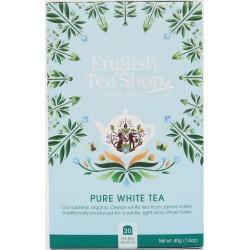 Οργανικό Άσπρο Τσάι | Org. White Tea