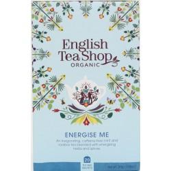 Οργανικό Τσάι Ενεργοποίησης | Org. Energize Me | 20 φακ.