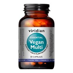 Πολυβιταμινούχο για Βέγκαν | Essential Vegan Multivitamin | 30 καψ.