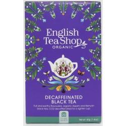 Ντεκαφεϊνέ Μαύρο Τσάι | Decaffinated Black Tea | 20 φακ.