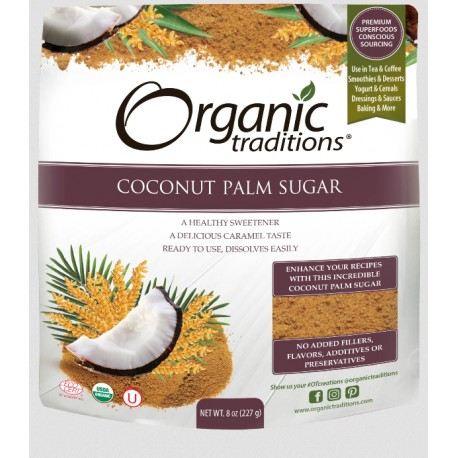 Coconut Palm Sugar Organic | 227gr
