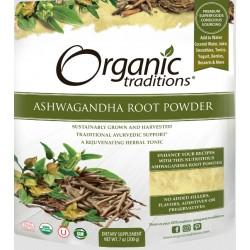 Organic Ashwagandha Powder   200gr