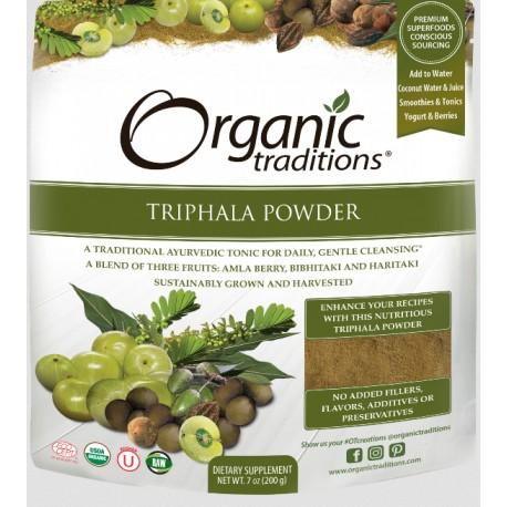 Βιολογικό Τριφάλα | Organic Triphala Powder | 200gr
