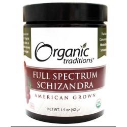 Βιολογική Σχιζάνδρα Σκόνη | Organic Schizandra Extract Powder | 42γρ