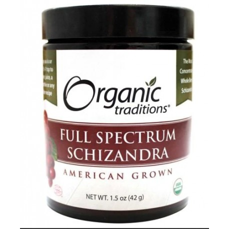 Βιολογική Σχιζάνδρα | Organic Schizandra Extract | 42γρ