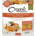 Organic Probiotic Sorghum Cereal Golden Turmeric | 200gr