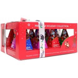 Συλλογή Χριστουγέννων | Org. Holiday Red 12ct Pyramid | 12 πυραμίδες.