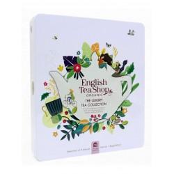 Συλλογή Χριστουγέννων | Luxury Holiday Collection White Gift Tin 72 Tea Bag | 72 φακελάκια