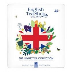 Συλλογή με 72 τεμ. Τσαγιών | Org. Assorted Union Jack Gift Tin Luxury Collection Union - 72 tea bags