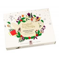 Συλλογή Χριστουγέννων | Premium Holiday Collection White Gift 48 Tea Bag | 48 φακελάκια