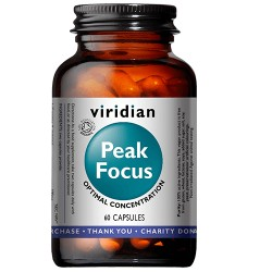 Συγκέντρωση στην Κορυφή | Peak Focus | 60caps